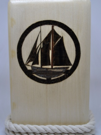 Bluenose II front